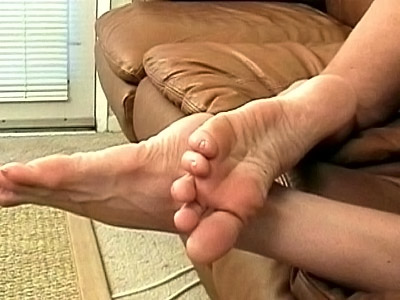 Hot Foot aroused Action